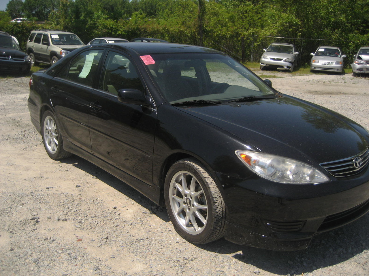 Toyota Camry Le Black 171 Toyota 171 Cars 171 Car Photos Share