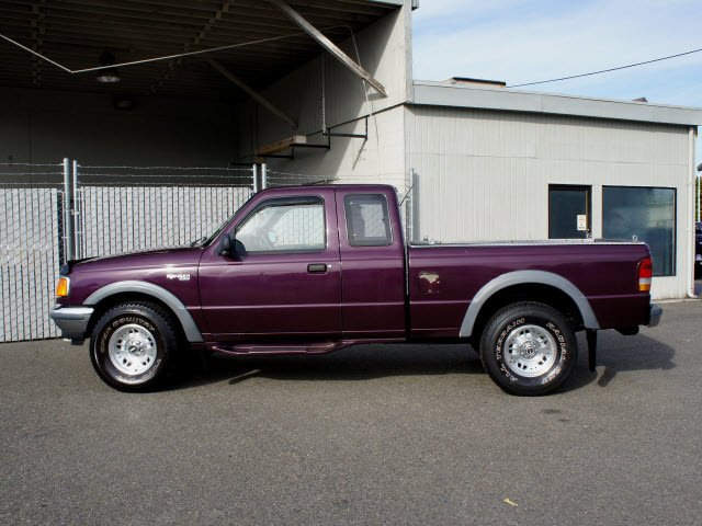 Ford Ranger 1994 Purple Xlt 4x4 Gasoline V6 4 Wheel Drive