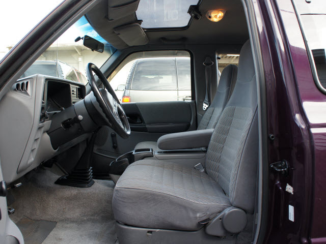 ford ranger 1994 purple xlt 4x4 gasoline v6 4 wheel drive 4 speed