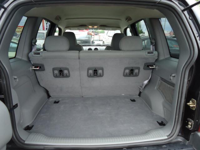 Jeep Liberty 2007 Black Suv Sport Gasoline 6 Cylinders