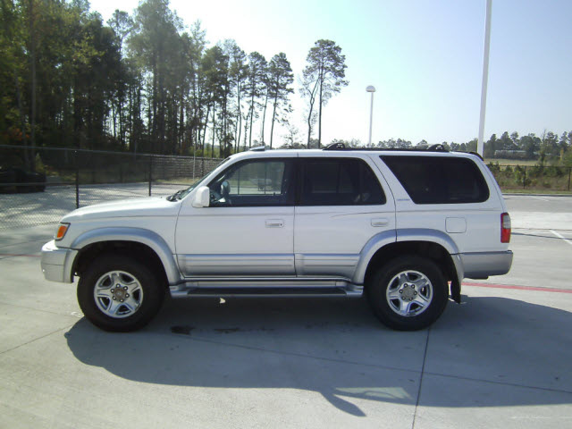 toyota 4runner 1999 white suv limited gasoline v6 rear wheel drive automatic 75503 toyota. Black Bedroom Furniture Sets. Home Design Ideas