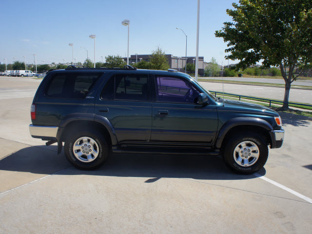 toyota 4runner 1997 green suv limited gasoline 6 cylinders. Black Bedroom Furniture Sets. Home Design Ideas