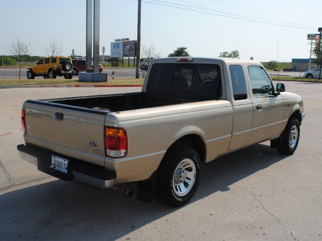 1999 Ford Ranger Rear Axle : Ford ranger gold xlt flex fuel v rear wheel drive