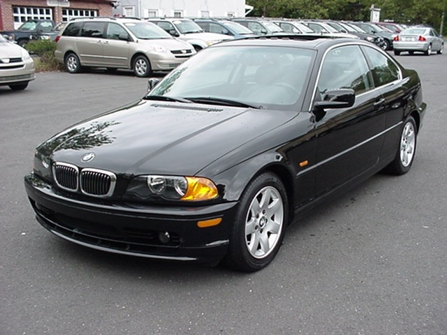 bmw 3 series 2000 black coupe 323ci gasoline 6 cylinders rear wheel rh photoofcar com 2000 BMW 323Ci Convertible BMW 323 I