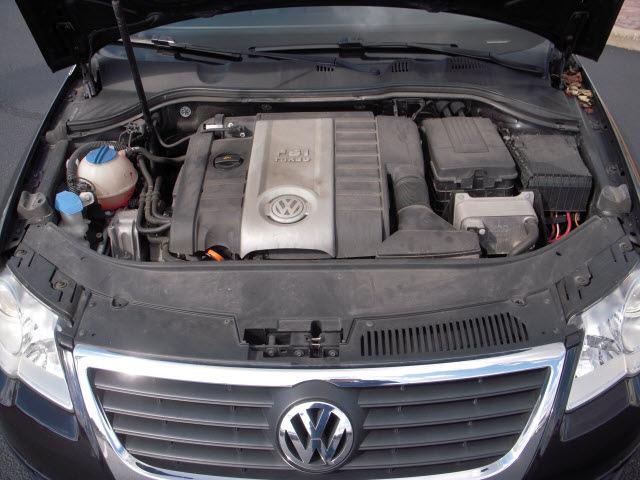 volkswagen passat 2006 black sedan value edition gasoline 4 cylinders front wheel drive. Black Bedroom Furniture Sets. Home Design Ideas