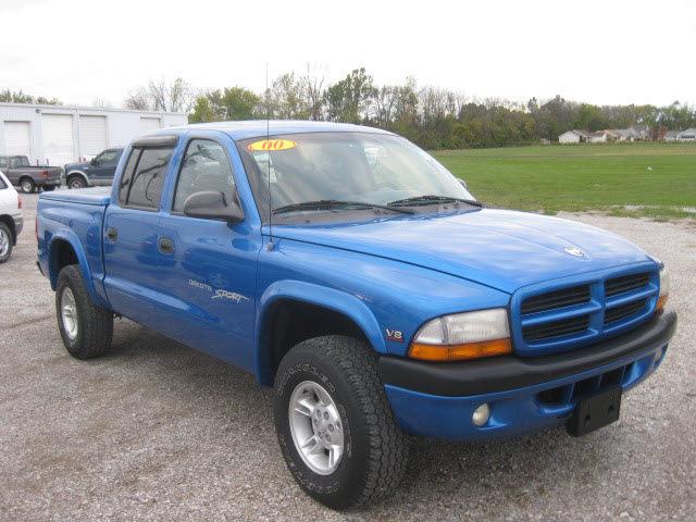 Dodge Dakota Blue Sport Plus Gasoline V Wheel Drive Automatic With Overdrive on 1996 Dodge Dakota King Cab