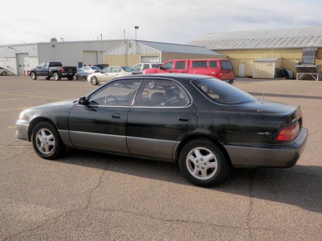 lexus es 300 1996 black sedan gasoline 6 cylinders front wheel drive ...