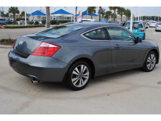 honda accord 2009 dk gray coupe ex l gasoline 4 cylinders front wheel drive automatic 77065. Black Bedroom Furniture Sets. Home Design Ideas
