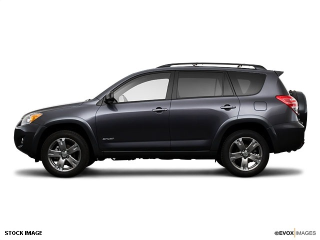 toyota rav4 2009 suv sport gasoline 4 cylinders 4 wheel. Black Bedroom Furniture Sets. Home Design Ideas