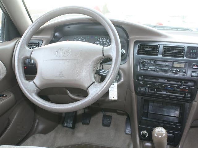 toyota corolla 1997 black sedan dx gasoline 4 cylinders front wheel rh photoofcar com 1997 toyota corolla manual 1997 toyota corolla user manual