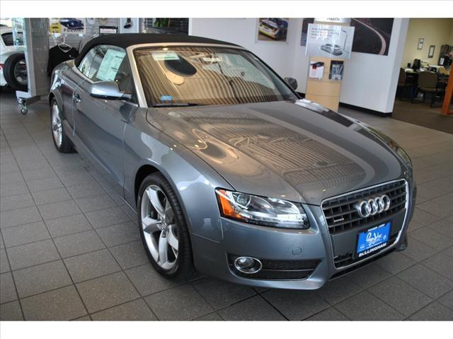 Audi A5 2012 Gray 2 0t Quattro Premium Plus Gasoline 4 Cylinders All