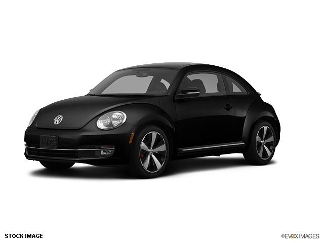 volkswagen beetle 2012 gasoline 4 cylinders front wheel drive not