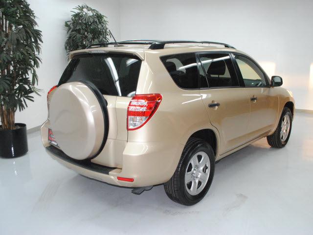 Toyota Tan Suv Gasoline Cylinders Wheel Drive