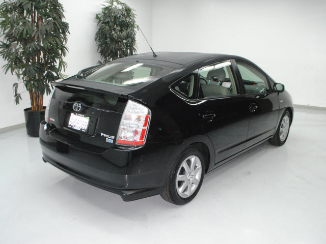 Toyota Prius 2009 Black Hatchback Touring Hybrid 4