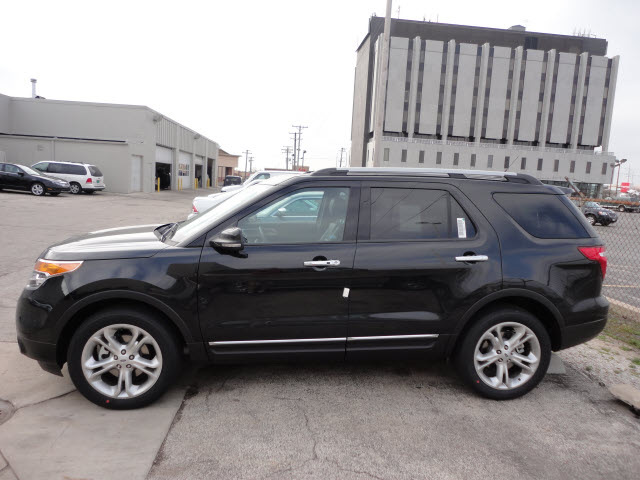 ford explorer 2012 black suv limited 4x4 gasoline 6 cylinders 4 wheel drive automatic with. Black Bedroom Furniture Sets. Home Design Ideas