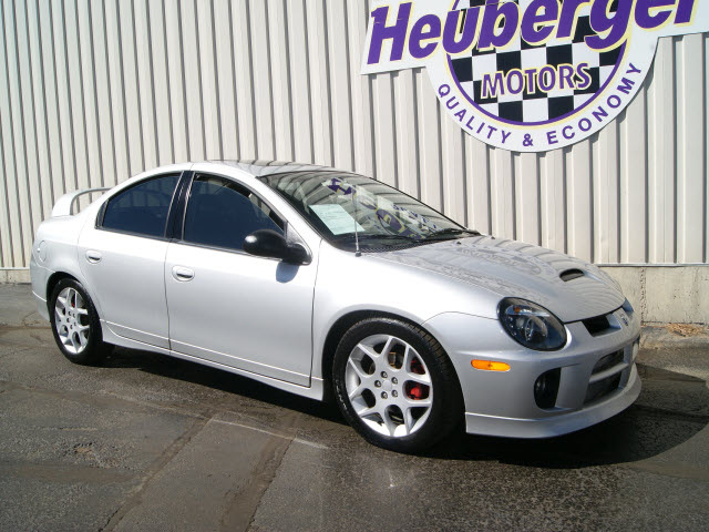 dodge neon srt 4 2005 bright silver sedan gasoline 4. Black Bedroom Furniture Sets. Home Design Ideas