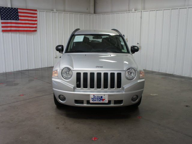 jeep compass 2007 silver suv sport gasoline 4 cylinders 4 wheel drive automatic 76108 jeep. Black Bedroom Furniture Sets. Home Design Ideas