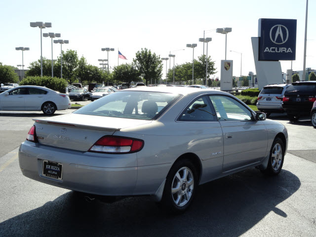 toyota camry 2001 silver coupe solara sle gasoline 6 cylinders dohc front wheel drive automatic. Black Bedroom Furniture Sets. Home Design Ideas