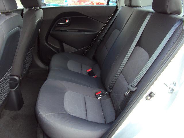 kia rio 2013 silver sedan lx gasoline 4 cylinders front wheel drive