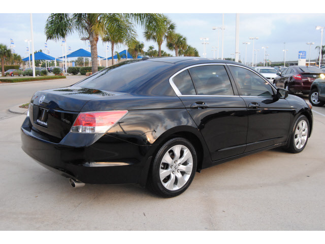 honda accord 2009 black sedan ex l gasoline 4 cylinders. Black Bedroom Furniture Sets. Home Design Ideas