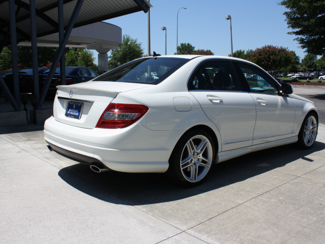 2009 mercedes benz c class c350 sport sedan for 2009 mercedes benz c350