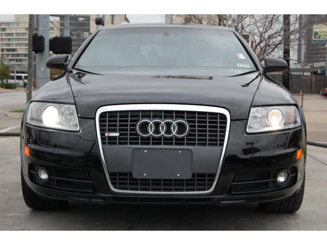 audi a6 2008 black sedan 4 2 quattro gasoline 8 cylinders all whee drive automatic 77002 audi. Black Bedroom Furniture Sets. Home Design Ideas
