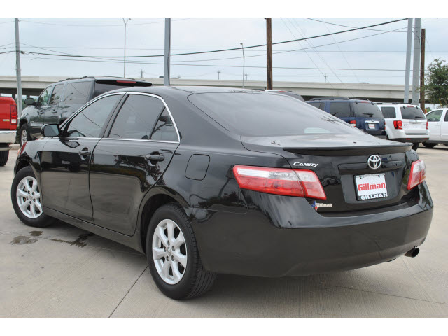 toyota camry 2009 black sedan gasoline 4 cylinders front wheel drive 5 speed manual 78233. Black Bedroom Furniture Sets. Home Design Ideas