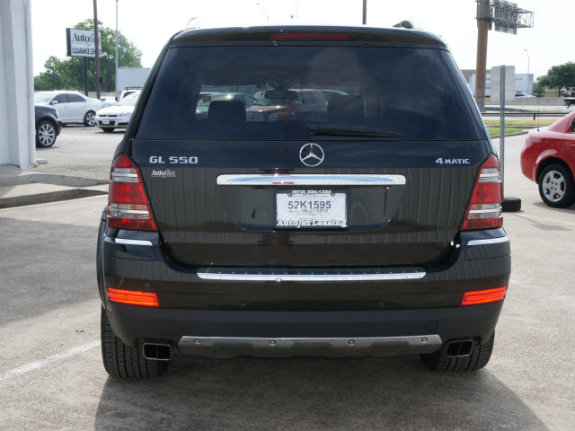 mercedes benz gl class 2009 stone green suv gl550 gasoline 8 cylinders 4 wheel drive automatic 75080 - Mercedes Benz Suv 2009