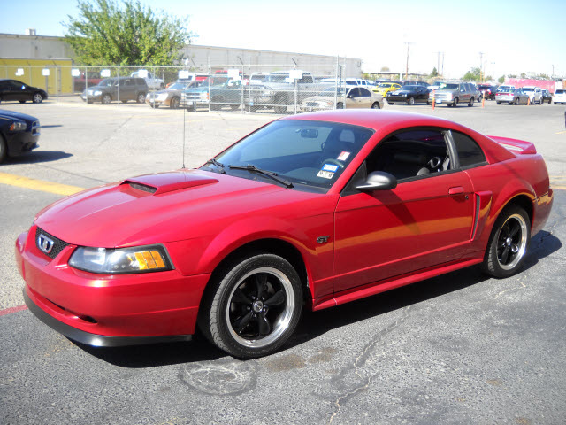 ford mustang 2000 red coupe gt gasoline v8 rear wheel. Black Bedroom Furniture Sets. Home Design Ideas