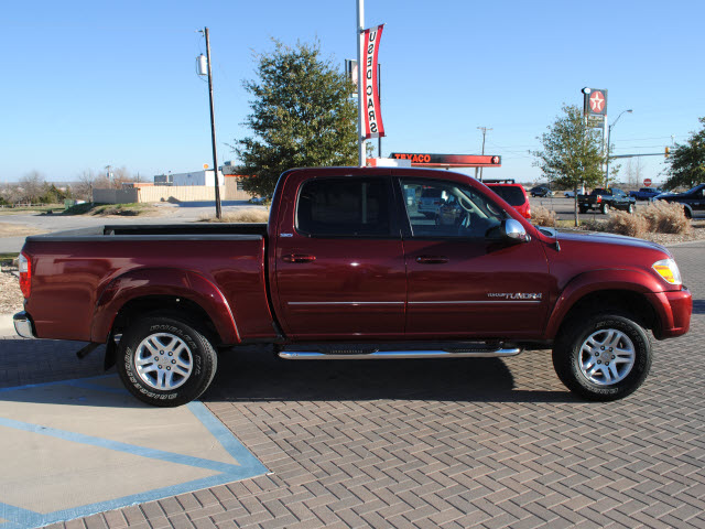 toyota tundra 2006 red sr5 gasoline 8 cylinders rear wheel drive automatic wi. Black Bedroom Furniture Sets. Home Design Ideas