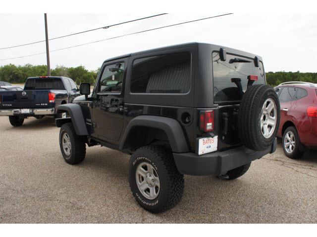 jeep wrangler 2012 black suv sport gasoline 6 cylinders 4 wheel drive 6 speed manual 76543 jeep. Black Bedroom Furniture Sets. Home Design Ideas