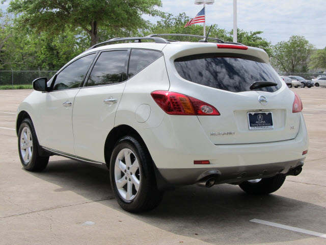 Nissan Murano Off White Suv Sl Gasoline Cylinders Front