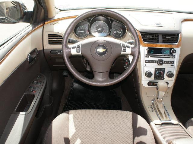 chevrolet malibu 2011 black sedan lt gasoline 4 cylinders front wheel