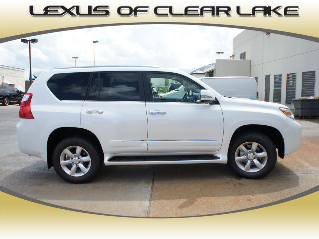 lexus gx 460 2013 white suv gasoline 8 cylinders 4 wheel. Black Bedroom Furniture Sets. Home Design Ideas