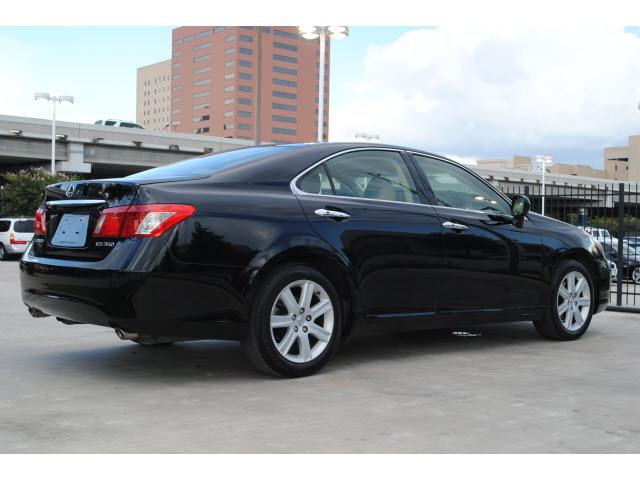 lexus es 350 2007 black sedan gasoline 6 cylinders front wheel drive ...