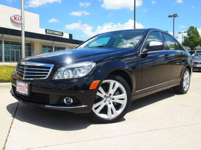 2009 mercedes benz c class c350 sport sedan. Black Bedroom Furniture Sets. Home Design Ideas