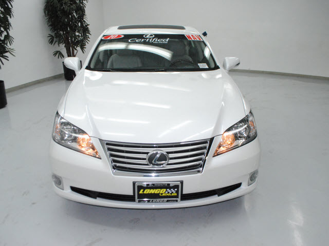 2008 lexus es 350 manual
