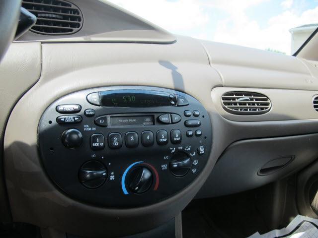 ford escort 1998 black coupe zx2 sport gasoline 4. Black Bedroom Furniture Sets. Home Design Ideas