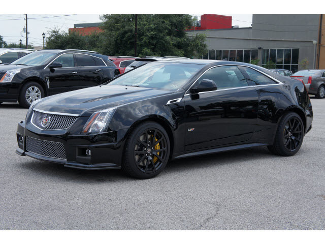cadillac cts v 2013 black raven coupe gasoline 8 cylinders. Black Bedroom Furniture Sets. Home Design Ideas