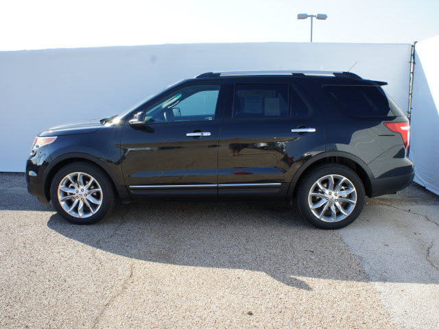 2013 ford explorer gas mileage the car autos weblog. Black Bedroom Furniture Sets. Home Design Ideas