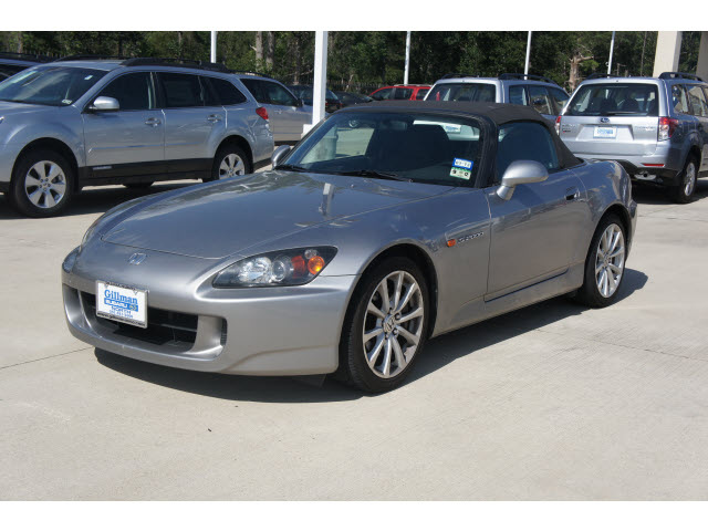 honda s2000 2007 silver gasoline 4 cylinders rear wheel drive 6 speed manual 77090 honda s2000. Black Bedroom Furniture Sets. Home Design Ideas