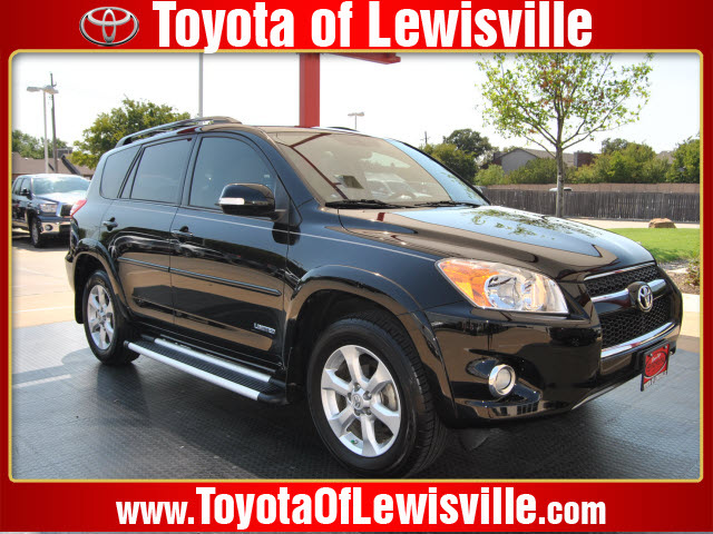 toyota rav4 2009 black suv limited gasoline 4 cylinders. Black Bedroom Furniture Sets. Home Design Ideas