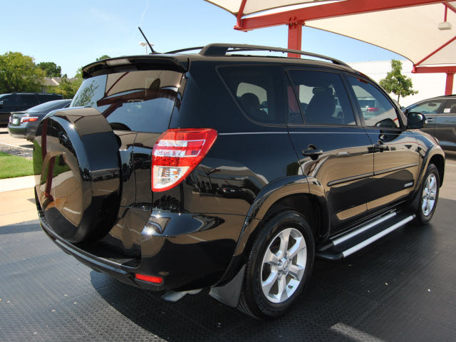 toyota rav4 2009 black suv limited gasoline 4 cylinders front wheel drive automatic 75067. Black Bedroom Furniture Sets. Home Design Ideas