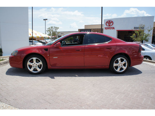 pontiac grand prix 2008 dk red sedan gxp gasoline 8 cylinders front wheel drive automatic 78006. Black Bedroom Furniture Sets. Home Design Ideas