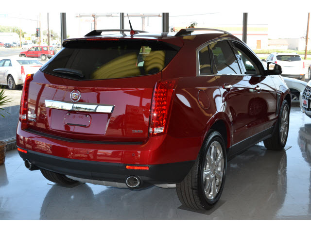 cadillac srx 2013 red suv performance collection 6 cylinders automatic 76903 cadillac srx 2013. Black Bedroom Furniture Sets. Home Design Ideas