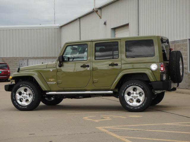 jeep wrangler  commando green suv  cylinders automatic  jeep wrangler  commando