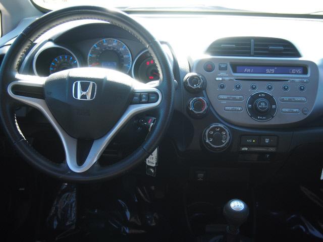 honda fit 2009 dk blue hatchback sport gasoline 4 cylinders front wheel drive 5 speed manual. Black Bedroom Furniture Sets. Home Design Ideas