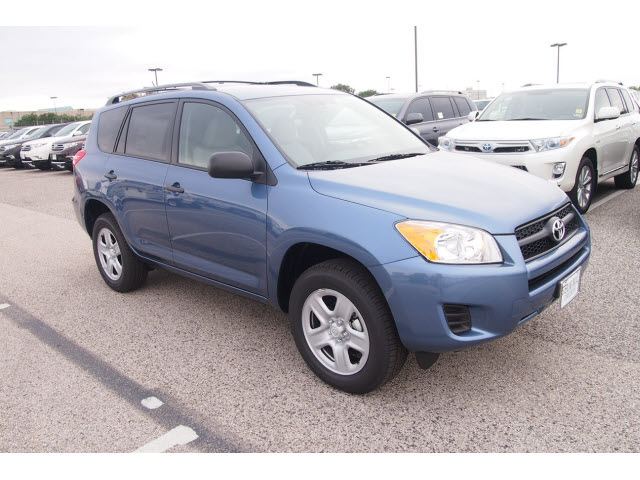 toyota rav4 2012 grayish blue suv gasoline 4 cylinders 2 wheel drive automatic 77074 toyota. Black Bedroom Furniture Sets. Home Design Ideas