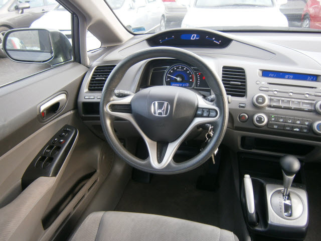 image gallery honda civic automatic. Black Bedroom Furniture Sets. Home Design Ideas