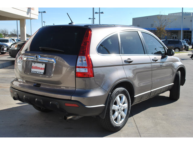 honda cr v 2009 gray suv ex l 2wnav 4 cylinders automatic. Black Bedroom Furniture Sets. Home Design Ideas